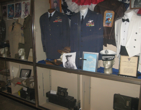 Uniforms Donated by Former Members